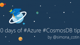 20 Days of CosmosDB Azure
