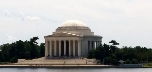 Jefferson Memorial (Custom SQL Class)