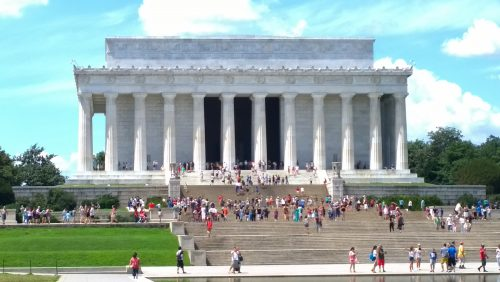 Lincoln Memorial (Custom SQL Class)