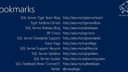 Tiger Team Bookmarks