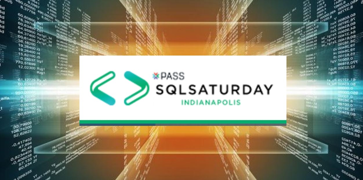 Sign up for SQL Saturday.