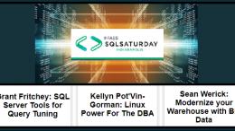 SQL Saturday Indy 2018 Pre-conference events.