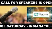 SQL Saturday Call for Speakers