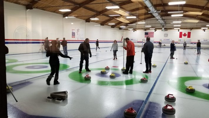 MCT Regional Lead International Curling Team