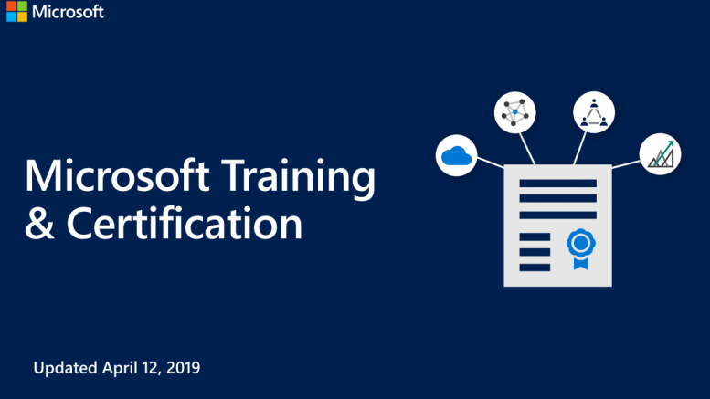 Microsoft Training and Certification